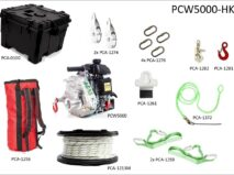 Spillwinde Portable Winch Set PCW5000-HK