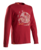 FW19 Xplorer T-Shirt Annual Rings langarm