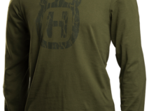 Xplorer T-Shirt Bark Camo langarm