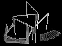 Flächenbegrenzung-Kit